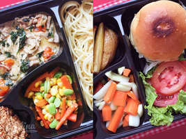 5 Days Healthy Culture Lunch and Dinner