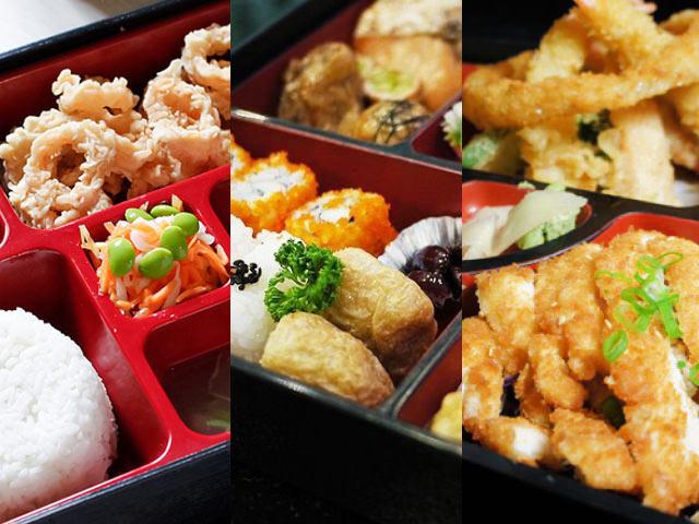 Kulina - 5 Days Japanese Bento
