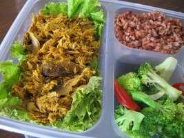 5 Days Lunch Weight Loss Program