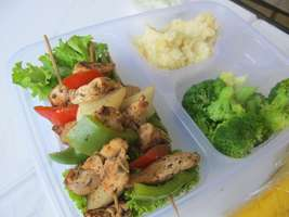 5 Days Lunch Maintenance and Balancing Diet Finetasty