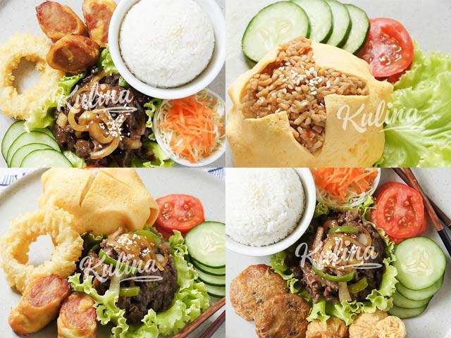 Kulina - 5 Days Omukii Lunch Box