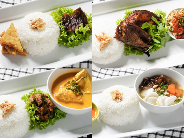 Kulina - 5 Days Safhady Lunch Box