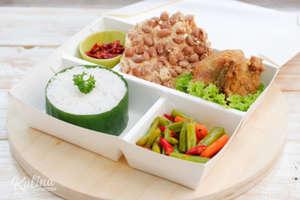 Kulina - Ayam Goreng dan Tumis Buncis
