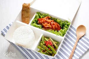 Kulina - Ayam Mango Thai dan Buncis Sechuan