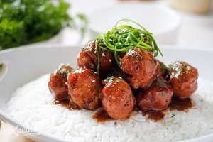Kulina - Chicken Meatballs (Untuk 3 Orang)