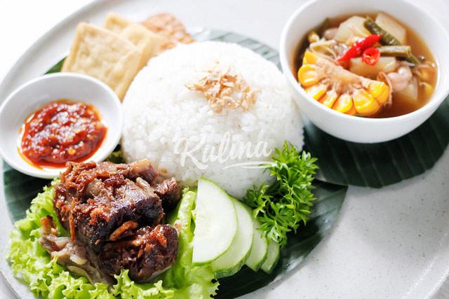 Kulina - Nasi Empal Gepuk