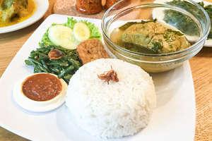 nasi ikan bumbu kuning