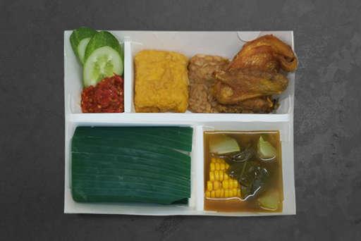 Nasi Timbel Ayam
