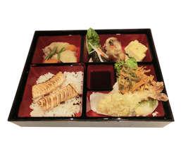 Kulina - Salmon Teriyaki Bento