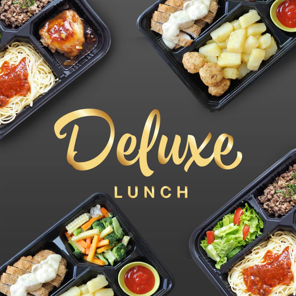 Deluxe Lunch