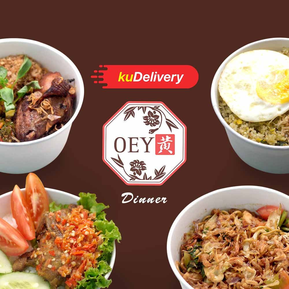 Kopi Oey - Dinner