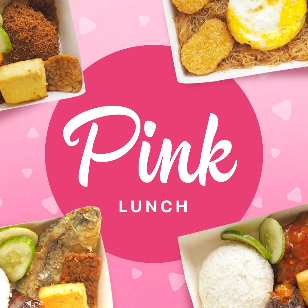 Pink Lunch
