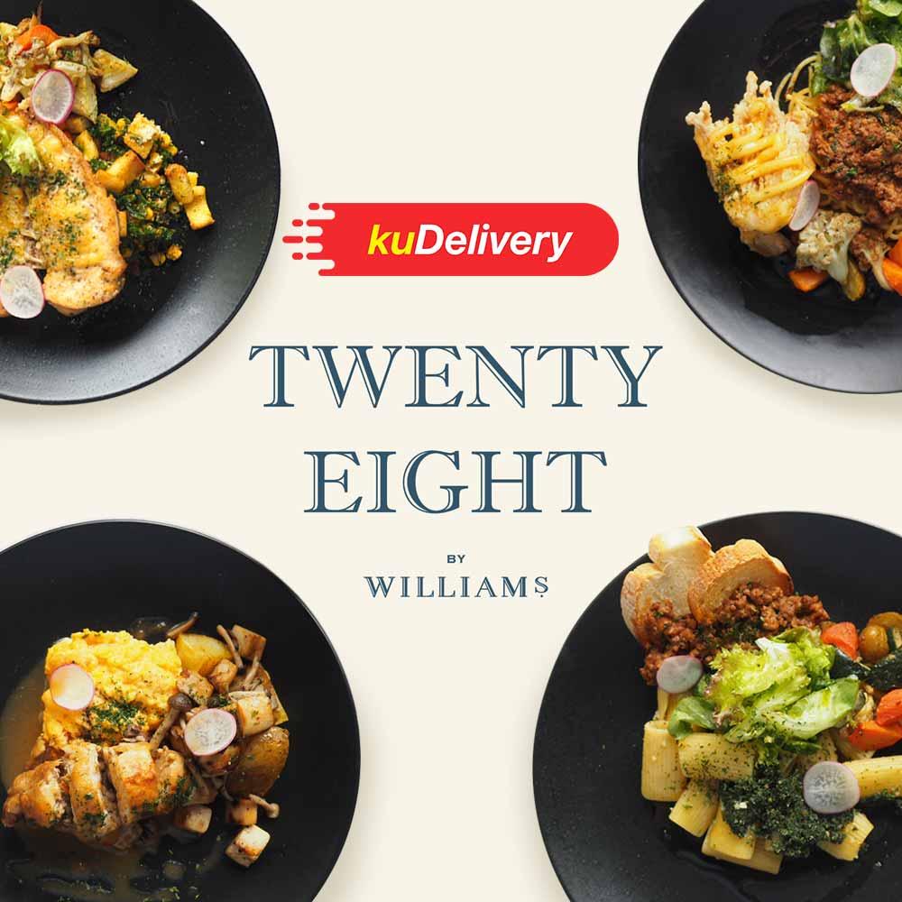 Twenty Eight by William's