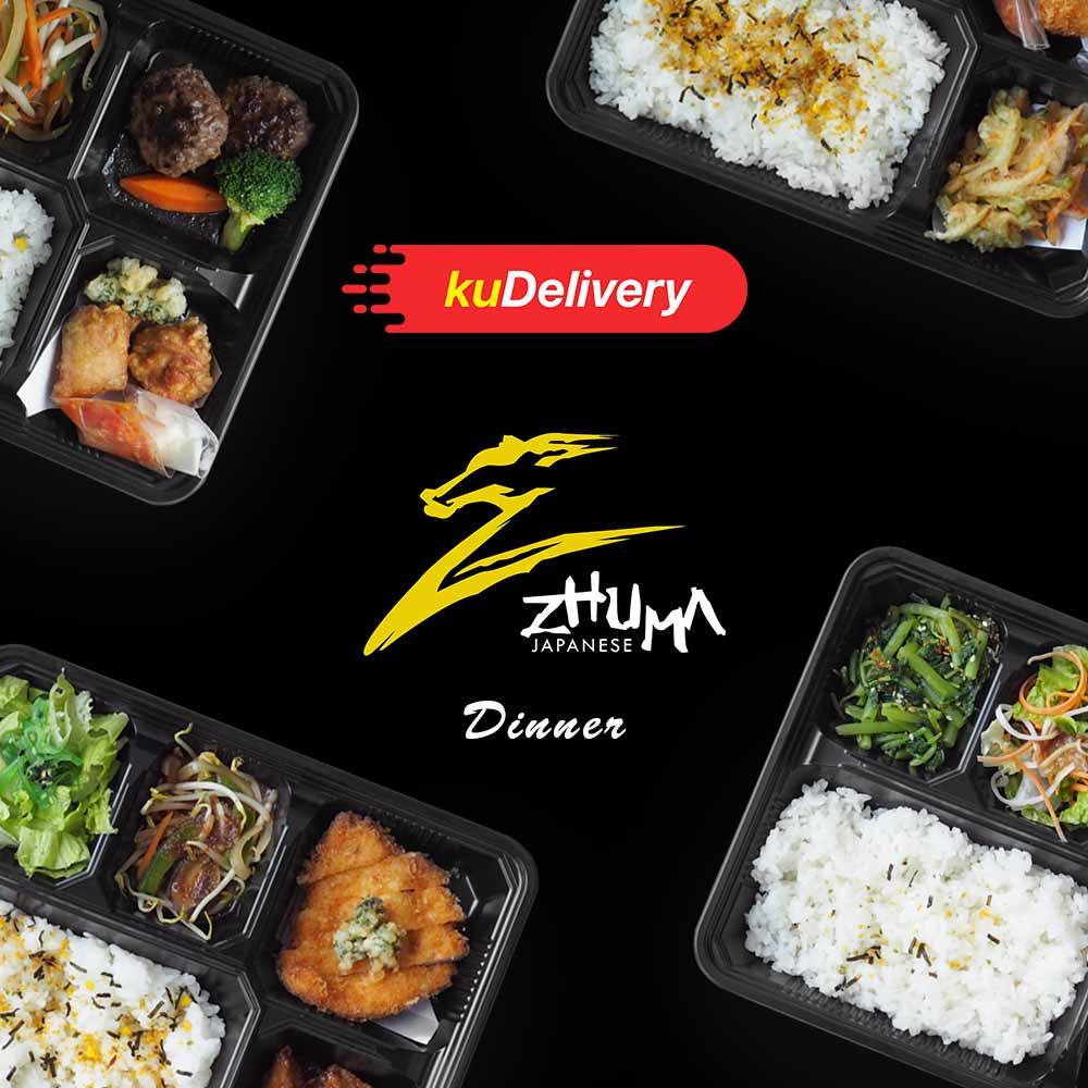 Zhuma Japanese - Dinner