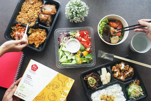 Kulina Situs Pesan Antar Katering Dan Restoran Jakarta Kulina